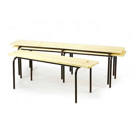 Banc Empilable banc empilable en bois actiflip