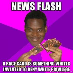 Privilege Meme - jokes of white people kappit
