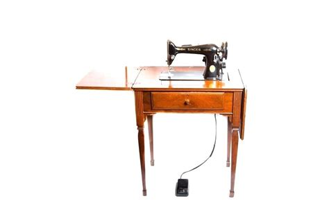 sewing machine cabinet singer antique singer sewing machine in cabinet for sale