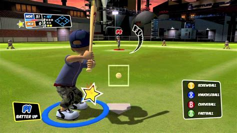 backyard sluggers backyard sports sandlot sluggers out of this world
