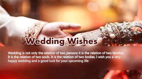 Wedding Wishes by Wedding Wishes Wedding Means A New Relationship
