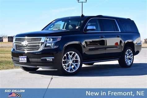 New 2018 Chevrolet Suburban Premier SUV in Fremont #1T18671   Sid Dillon Auto Group