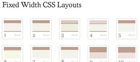 html layout fixed 450 css layouts