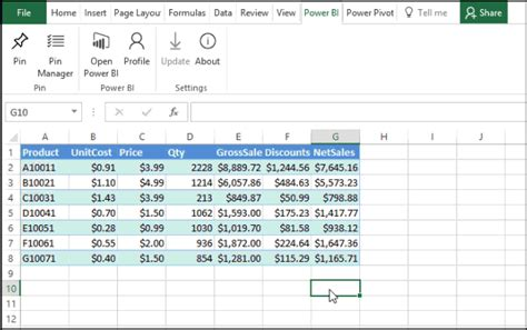 bi publisher data template exle power bi publisher for excel preview atidan