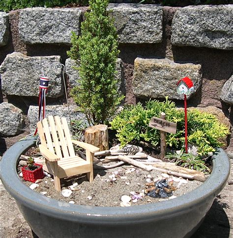 Mini Garden by Railroad Gardening The Mini Garden Guru Your Miniature Garden Source