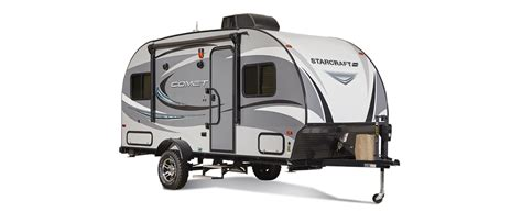 comet lightweight mini travel trailer starcraft rv