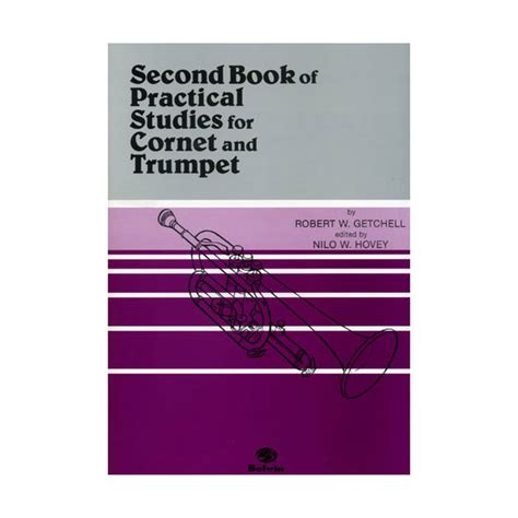 melodic stick books second book practical studies trumpet book 2 melodic