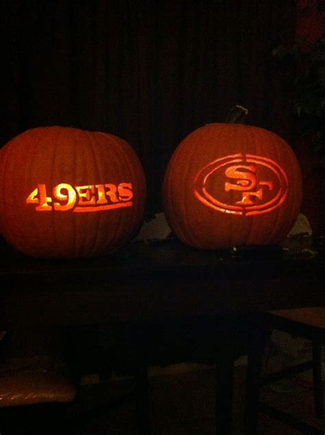 ers pumpkin carving contest entry san francisco ers