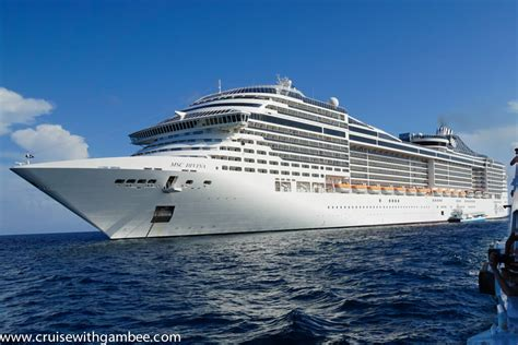 msc divina reviews and photos msc divina review cruise with gambee
