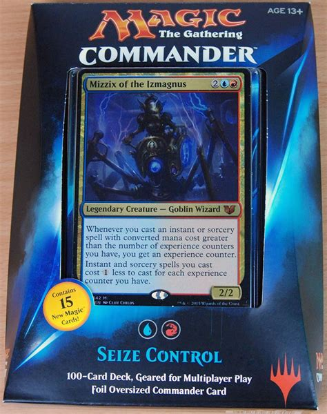 magic commander decks buy collectible card ccg mtg magic the gathering