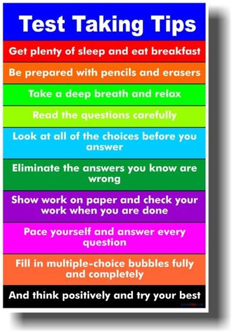 10 Top Tips On Getting Ready For Exams by Best 20 Test Taking Strategies Ideas On