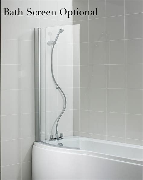 Ideal Standard Shower Bath 1700 ideal standard alto 1700 x 800mm idealform plus left hand