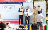 doodle4google concludes its 5th year by celebrating