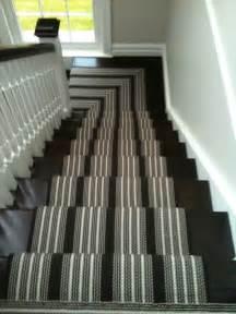 Stripe Stair Runner by Striped Stair Runner