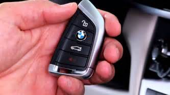 bmw new key fob