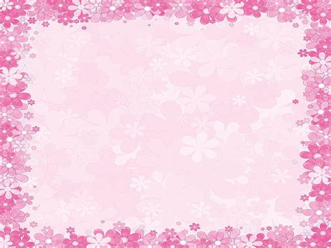 Backgrounds Pink Wallpaper Cave Pink Powerpoint Background