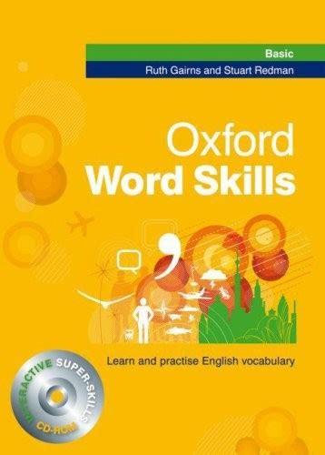 oxford word skills intermediate 0194620123 oxford word skills basic k 246 nyv cd rom angol nyelvk 246 nyvek 233 s sz 243 t 225 rak