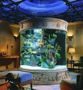 fish tank in living room home ideas