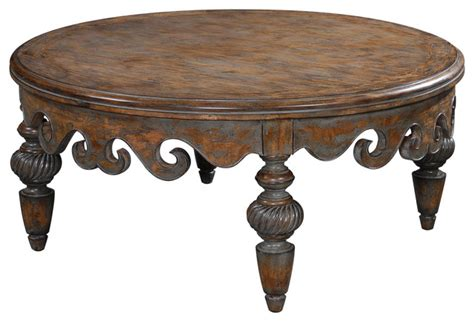 Coffee Tables Traditional Antoinette Cocktail Table Traditional Coffee Tables Other Metro By Ambella Home