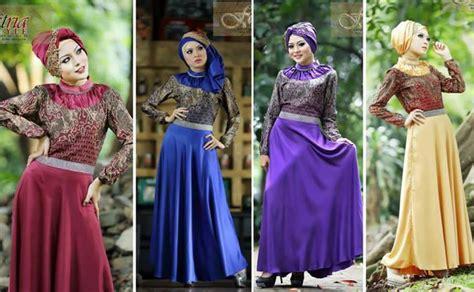 Donita Dres Gamis Mouslemmodis Cantik busana muslim koleksi terbaru