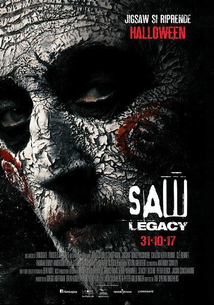 film horror thriller 2017 saw legacy i film da vedere