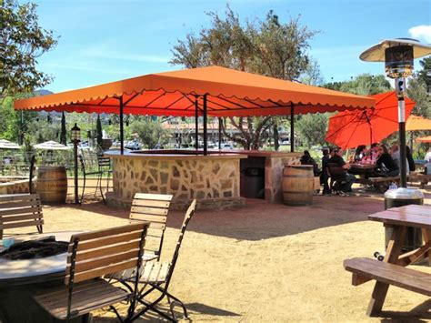 California Awnings by Bar Bbq Cabana Superior Awning Southern California