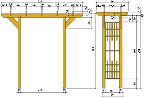 rosenbogen aus holz selber bauen 1253 gartendeko selber machen bauanleitung rosenbogen bzw