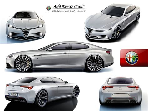 alfa romeo concept alfa romeo reportedly started development of midsize sedan