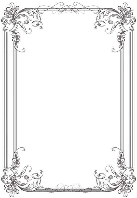 56 best drawings images on wedding frames and borders 56 best borders images on