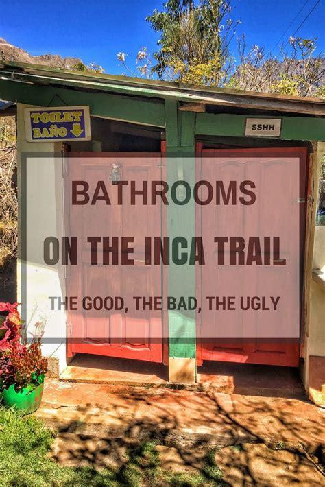 inca trail bathroom 1000 ideas about machu picchu inca trail on pinterest
