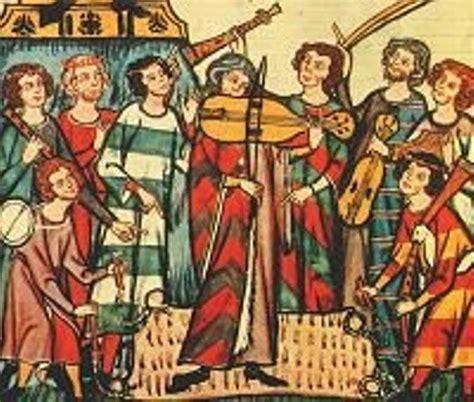 imagenes religiosas de la edad media musica en la edad media