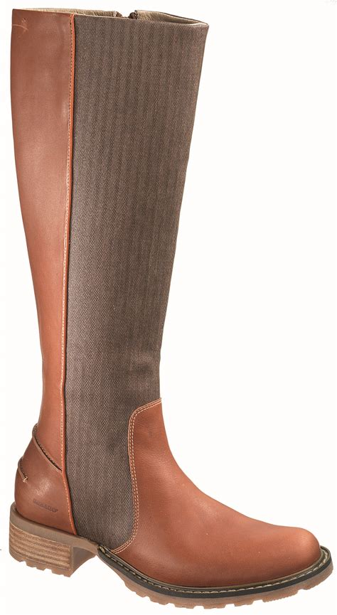 tall light brown boots must have sebago s saranac tall lace light brown boot