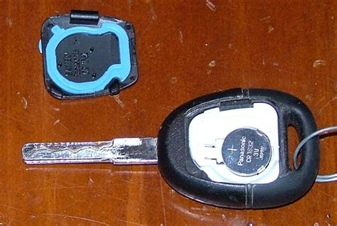 2003 9 5 key battery replace with pics saabcentral forums