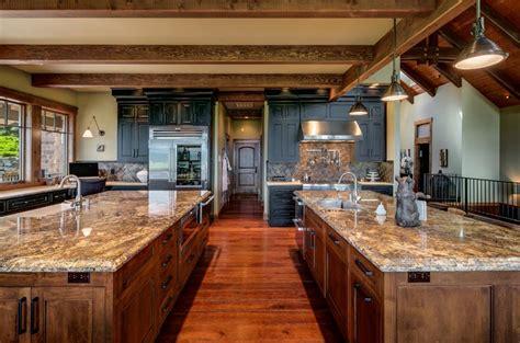 gourmet kitchen   custom islands   butler prep