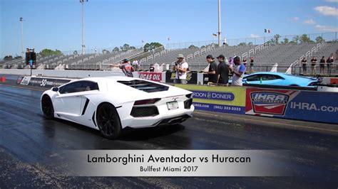 Lamborghini Aventador Quarter Mile Time 2017 Lamborghini 1 4 Mile Car Wallpaper Hd