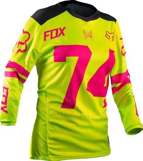 womens motocross riding gear 2016 fox racing switch womens jersey motocross dirtbike