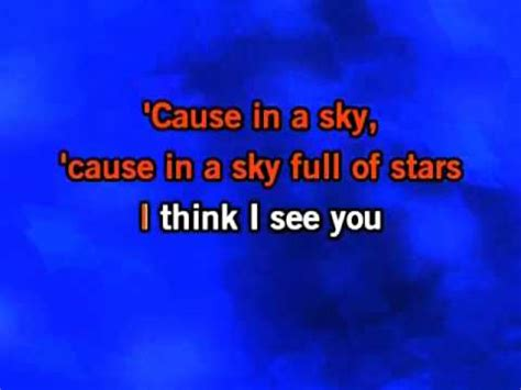 download mp3 free coldplay a sky full of stars full download coldplay a sky full of stars karaoke