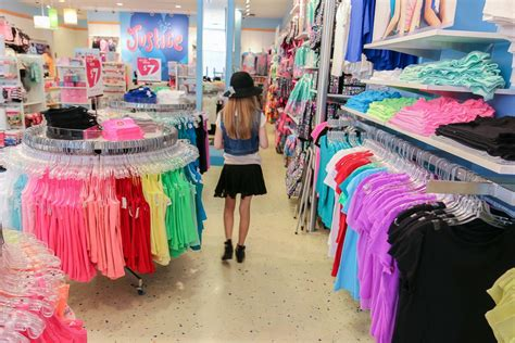 Justice Store Gift Card - 4 awesome back to school looks for girls at justice la jolla mom