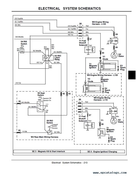 deere l130 wiring diagram wiring diagram and
