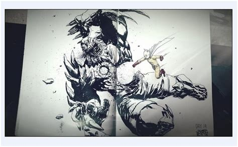 Komik One Punch Fulset who would win saitama one punch or doomsday if doomsday dies from the punch he