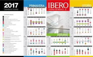 Calendario 2018 Ibero Alumnos Calendario Escolar Ibero