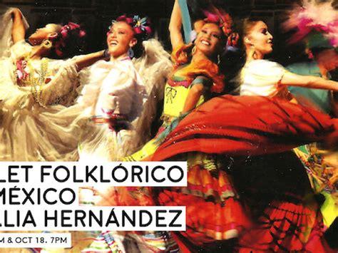ballet folklorico de mexico de amalia hernandez dance