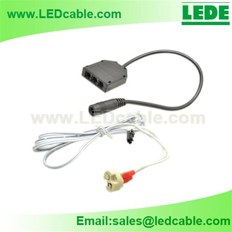 Mr16 Led Light Distribution Cable System Shenzhen Lede Led Light Distributor