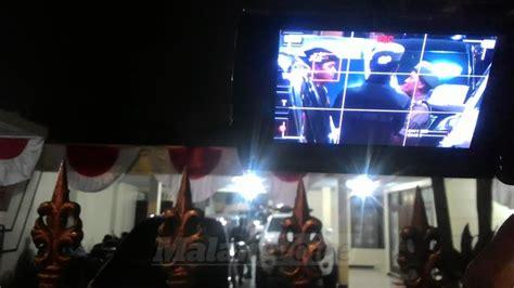 Alarm Mobil Malang rumah dinas ketua dprd kota malang ikut digeledah