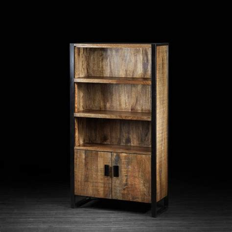 shops black and bookcases on