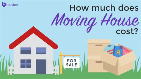 house movers cost how much does moving house cost how can you save money