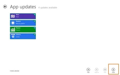 microsoft account login page updated with metro style wave how to update metro apps in windows 8