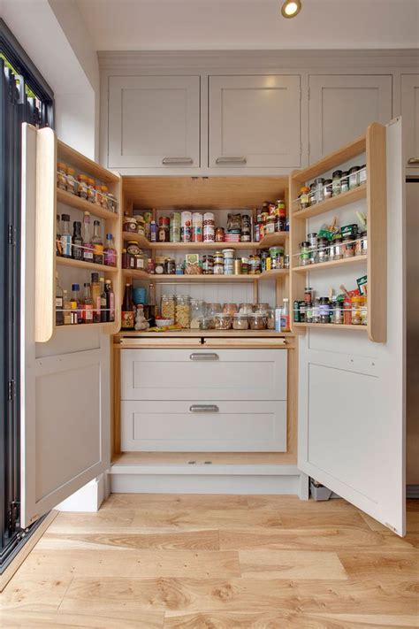 Kitchen Larder Cupboard Storage 1000 Ideas About Bathroom Gadgets On Bathroom