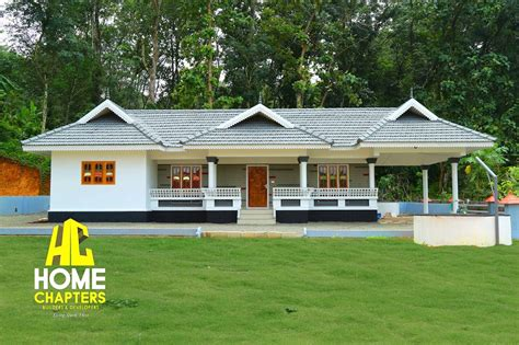 kerala traditional veedu home design idea by anel