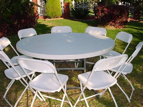 rent tables and chairs for rent